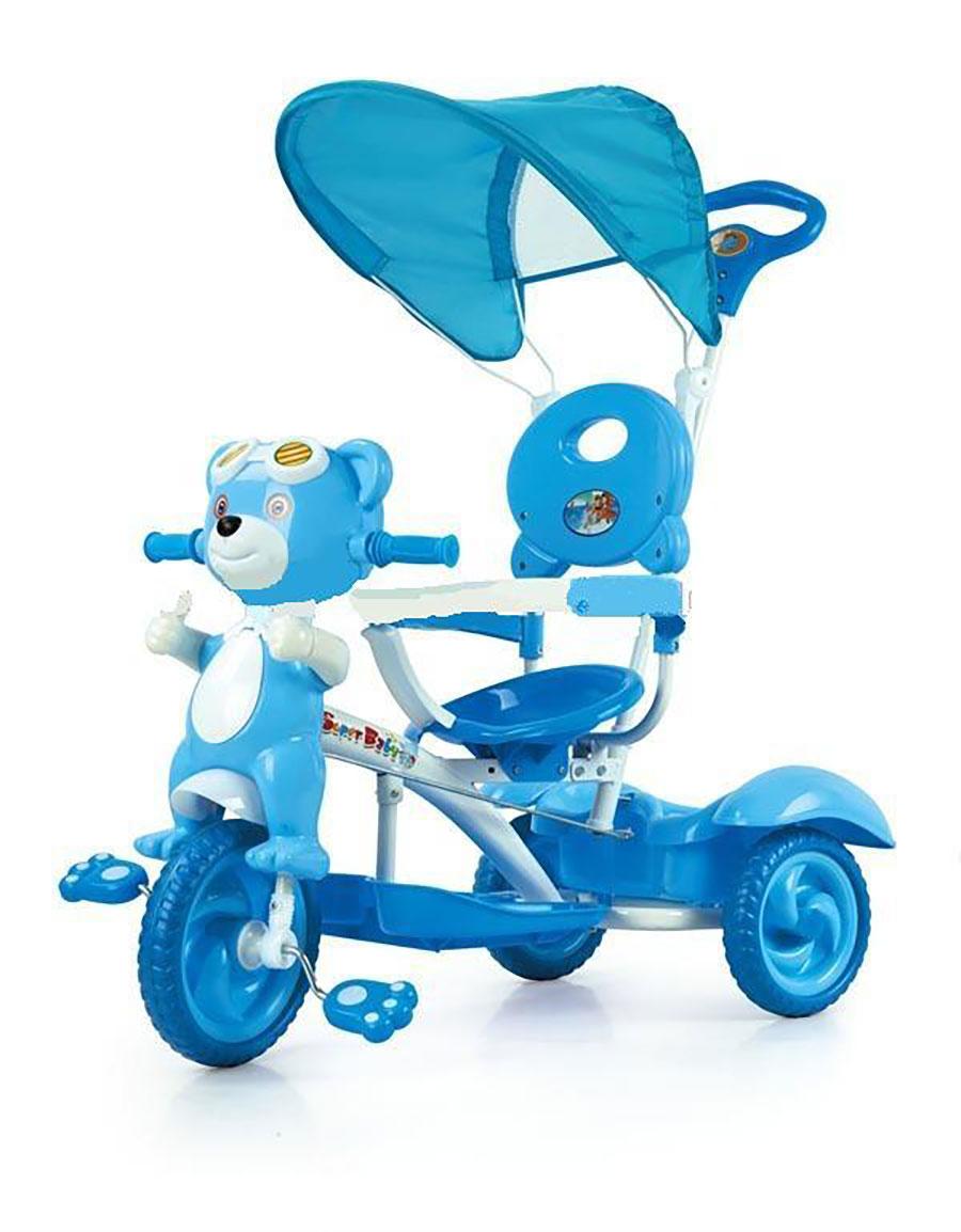 Dečiji tricikl sa suncobranom