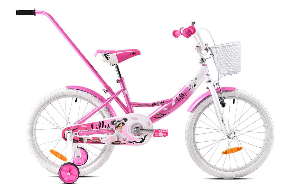 "Bmx 20"" lily pink"