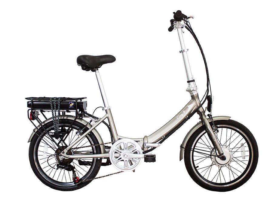 E-bike city'z folding