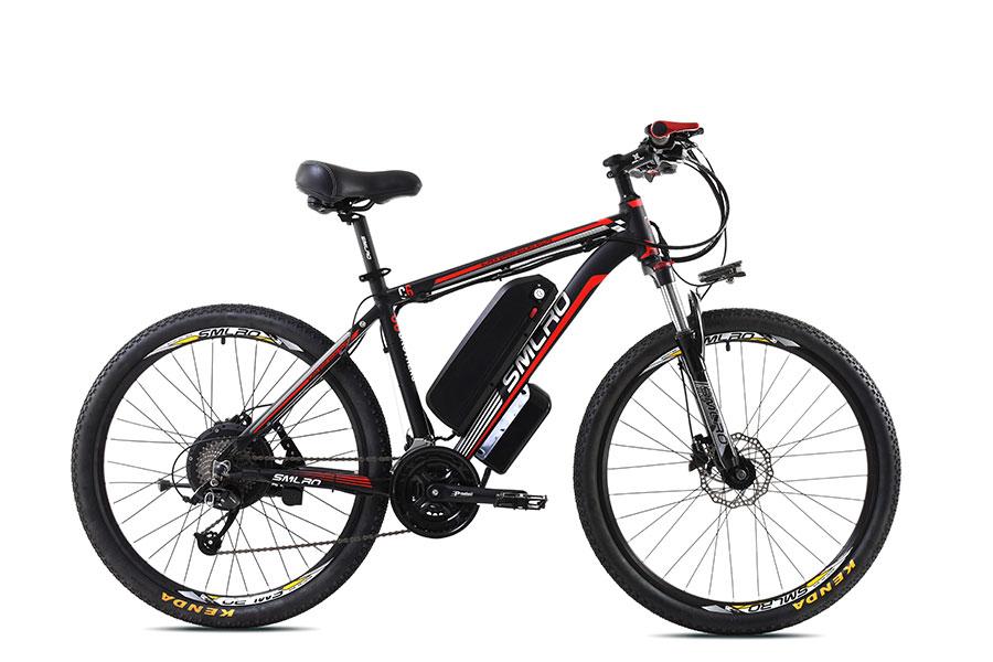 "E-bike smlro - c6 - 26"" mtb"