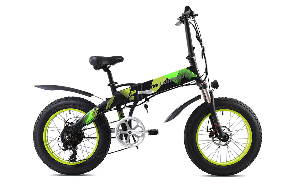 E-bike lankeleisi x2000 plus