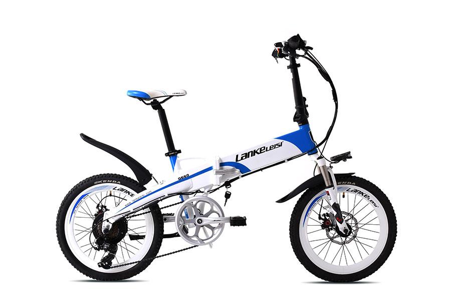 """E-bike lankeleisi g660 20"""""""