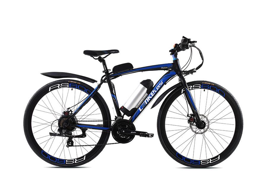 "E-bike lankeleisi rs600 c700 mx3.8 26"""