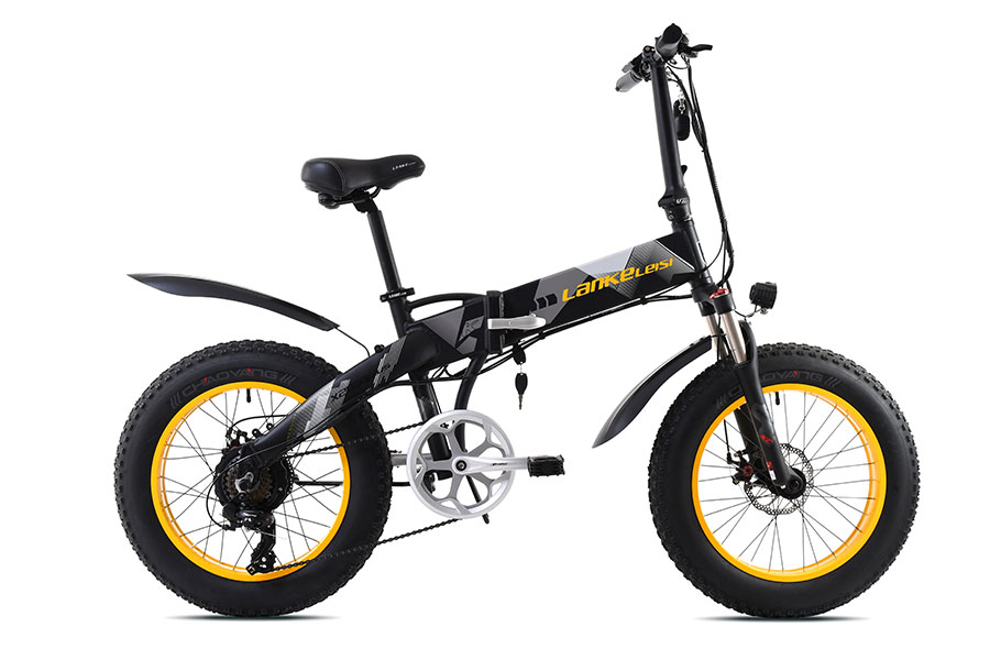 E-bike lankeleisi x2000 plus