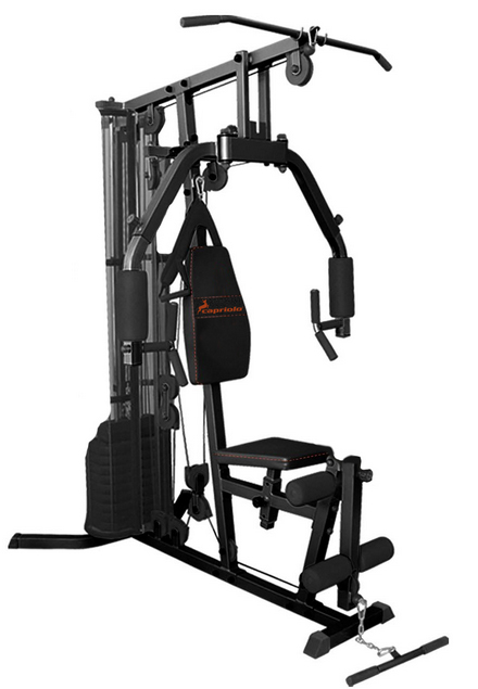 Homegym capriolo black 291281