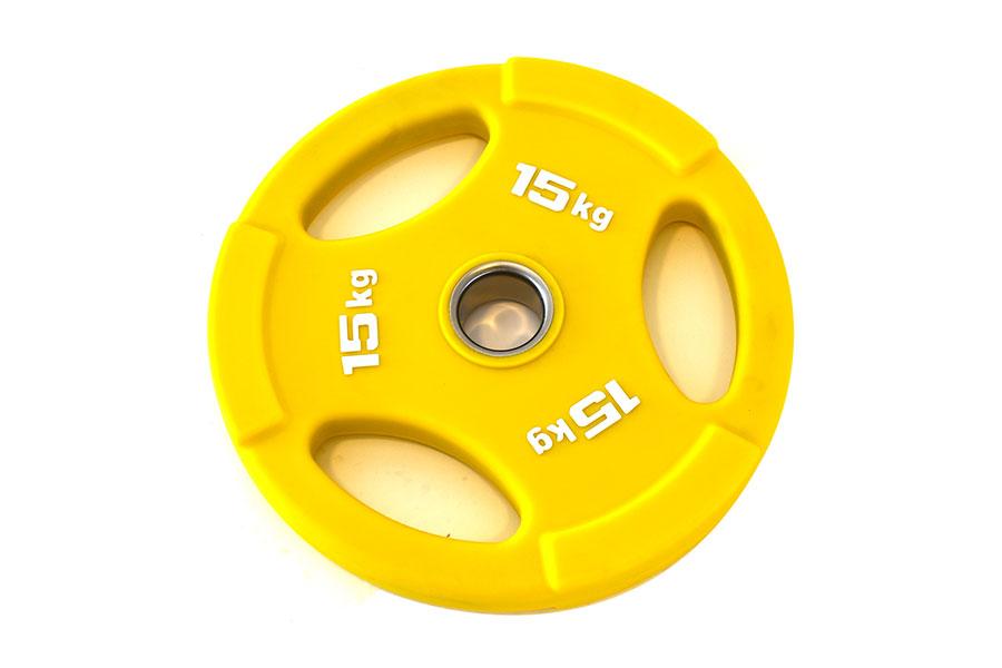 Teg čelični - 15kg/fi 50mm ht gumiran
