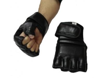 Kick boks rukavice crne