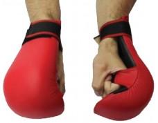 Kick boks rukavice crvena