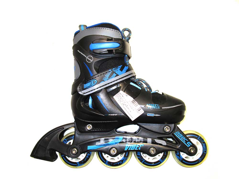 Sport-roler 30-33 plavi-m